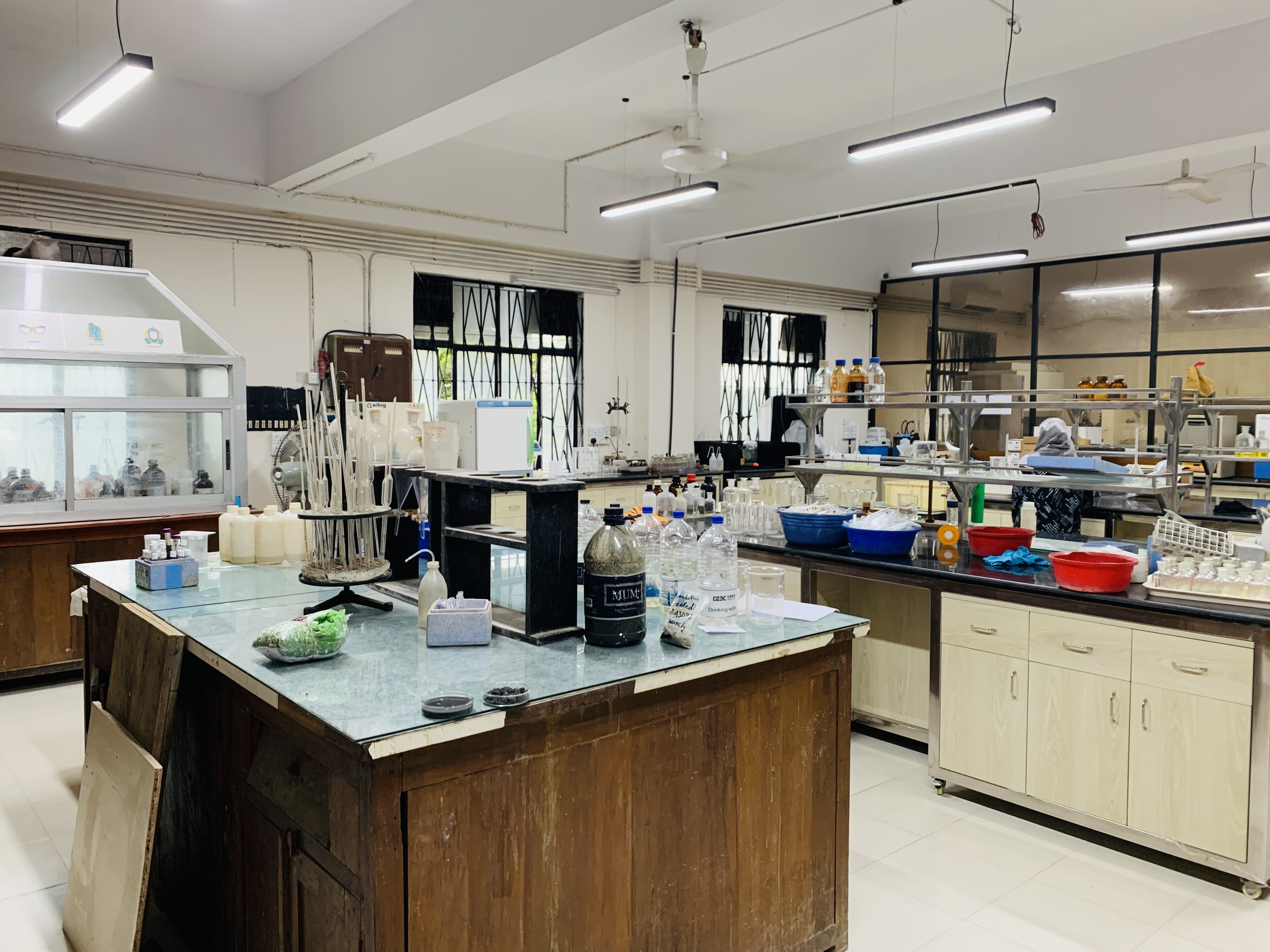 Environmental Lab
